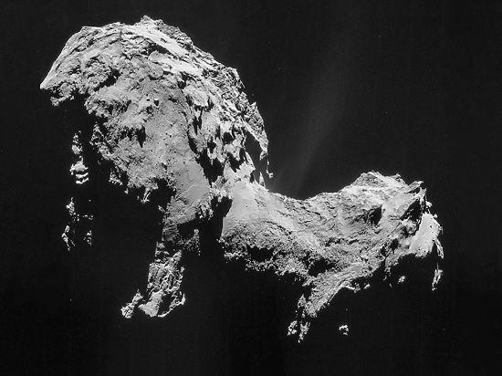 Астрофизики выяснили, что комета Чурюмова-Герасименко – ровесница Солнечной системы