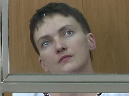 Пранкеры опубликовали запись переговоров, заставивших Савченко прекратить голодовку