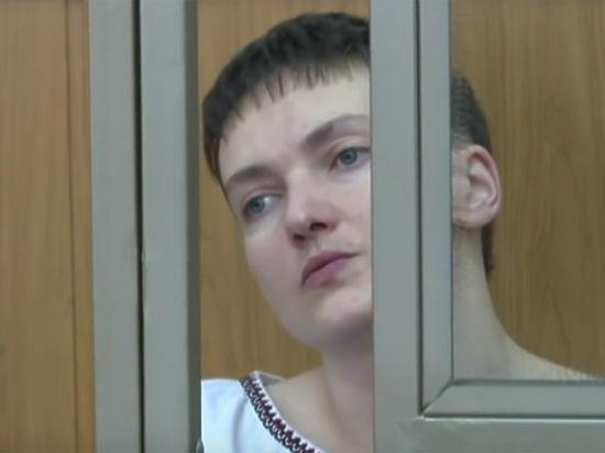 Савченко не включили в список на обмен, потому что она нужнее в тюрьме