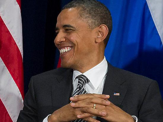 Обама похвалил и унизил Путина в одном интервью