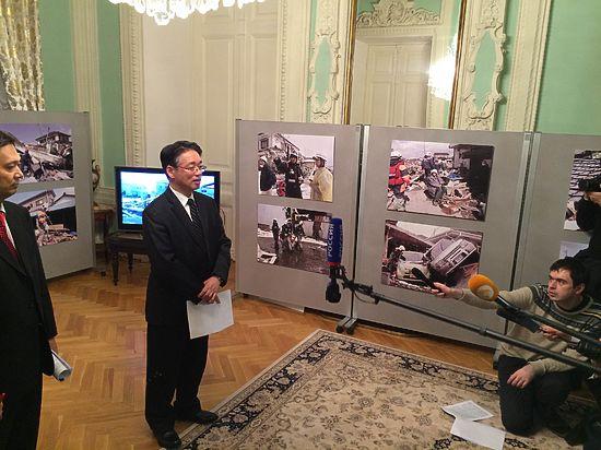 Посол Японии: Россия отреагировала на землетрясение 2011 года быстрее всех