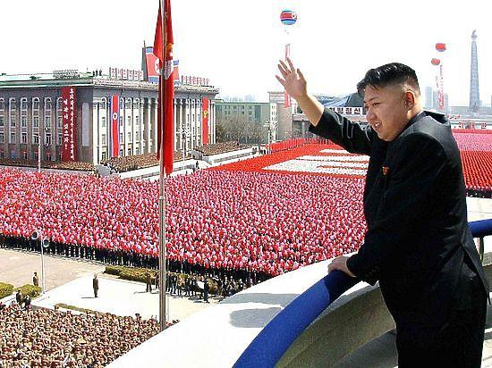 Ким Чен Ын хочет