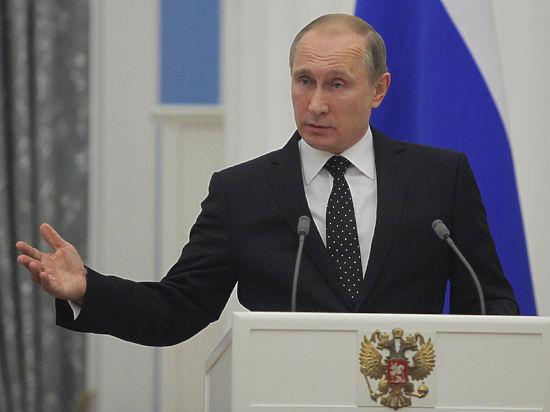 Путин назвал потери российской армии из-за срыва контрактов гособоронзаказа
