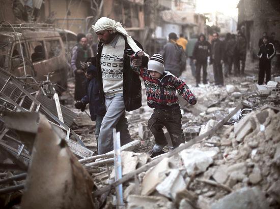 Генерал НАТО предложил разделить Сирию по примеру Югославии