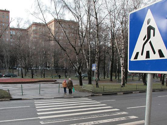 В Госдуме предложили строже наказывать за нарушение ПДД пешеходов