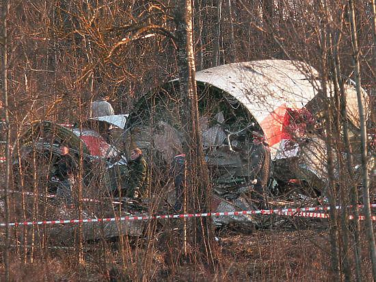 Польский министр обвинил Россию в крушении самолета Качиньского