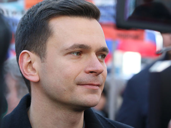 Яшин объяснил, почему вместо Кадырова на него пожаловался пресс-секретарь