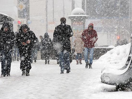 Синоптики предрекли Москве морозный Армагеддон в ближайшие выходные