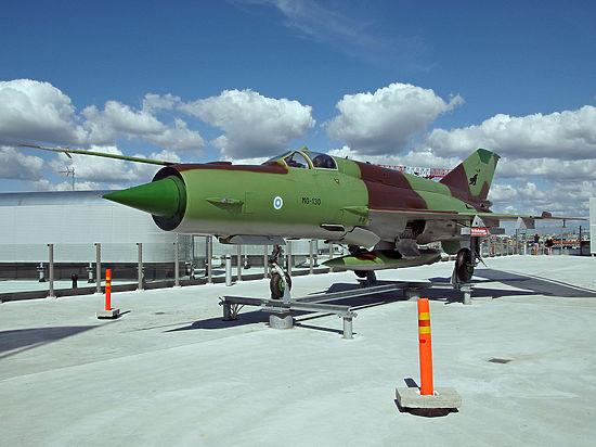 Оппозиция Сирии: МиГ-21 был сбит сирийскими ПВО