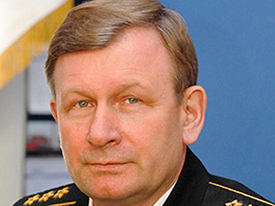 Названа причина увольнения главкома ВМФ адмирала Чиркова
