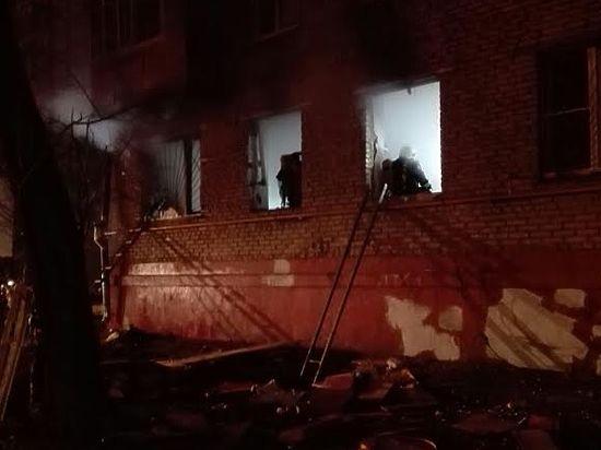 Пьющий москвич сам подорвал квартиру, не выключив газ