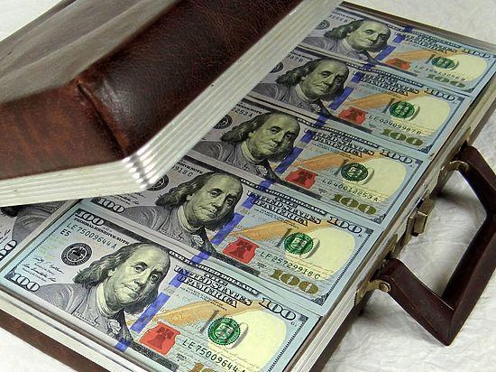 Россия купила у США «туалетную бумагу» на пять миллиардов долларов