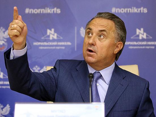 На феерическом совещании у Путина Мутко призвал изобрести новый допинг