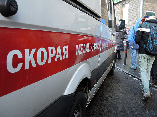 Москвичка госпитализирована в шоке после падения лифта