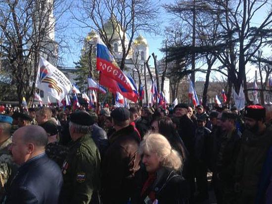 В Крыму нашли официальный способ расшириться на Запад