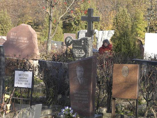 Надгробиям в Клину запретили расти ввысь