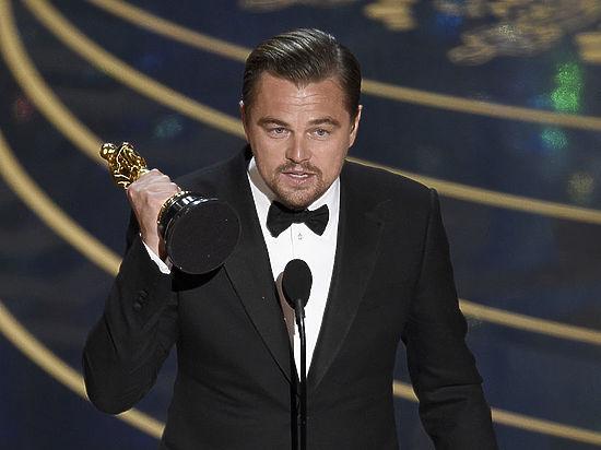 Ди Каприо поблагодарил за «Оскар» из «ледяной» Якутии