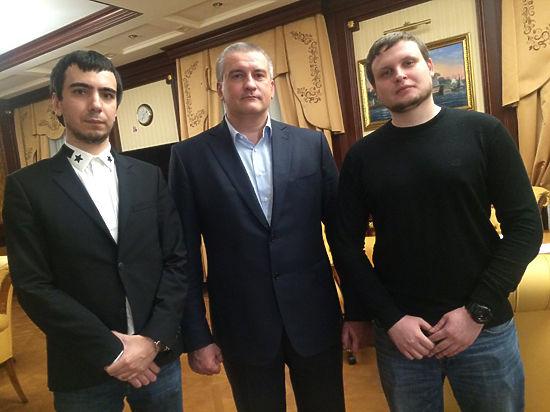 Вован и Лексус в Крыму: пранкеры пообщались с Аксеновым