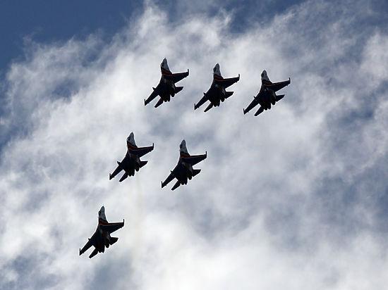 Генштаб: российские ВКС ежедневно совершают десятки вылетов в Сирии