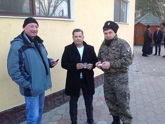 Расторгуев из «Любэ» стал крымским казаком