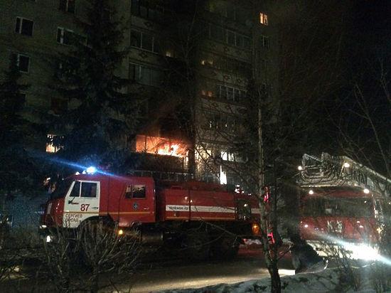 Четырех человек довела до гибели при пожаре безработица