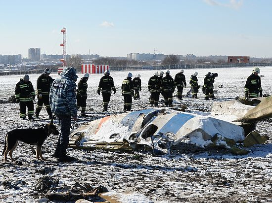 Находили фантики и кредитки: как спасатели зачищали место крушения