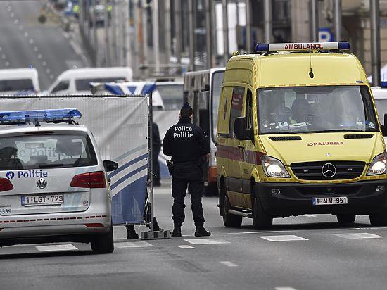 Жители Брюсселя оказались в заложниках у террористов
