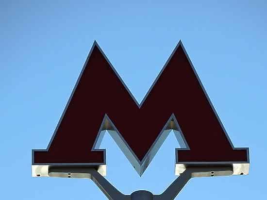 Московское метро остановилось из-за человека, прыгнувшего под поезд