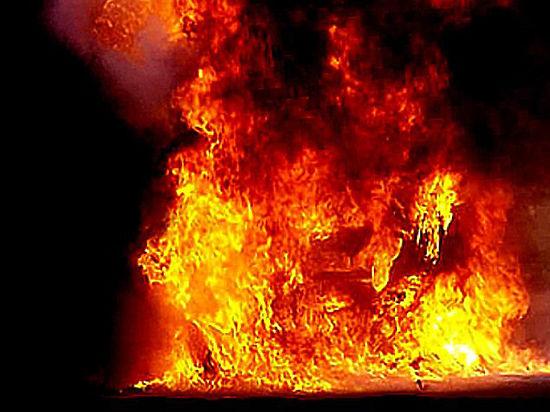 Участковый полиции задержан за умышленный поджог машины