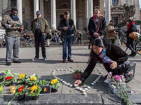 Полиция Бельгии поймала третьего террориста, взорвавшего Брюсель
