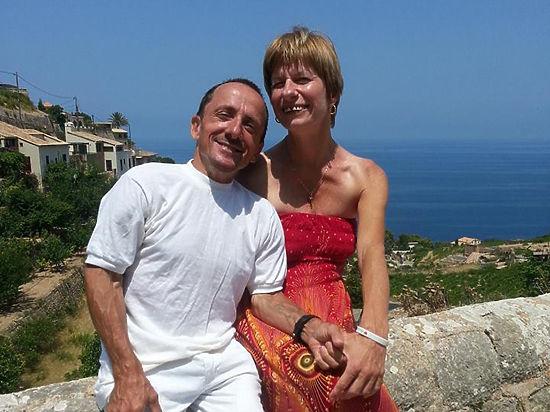 Лида и Саша: убежавшие на яхте в рай