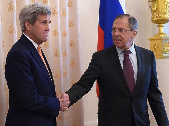 О чем Джон Керри никогда не договорится в Москве