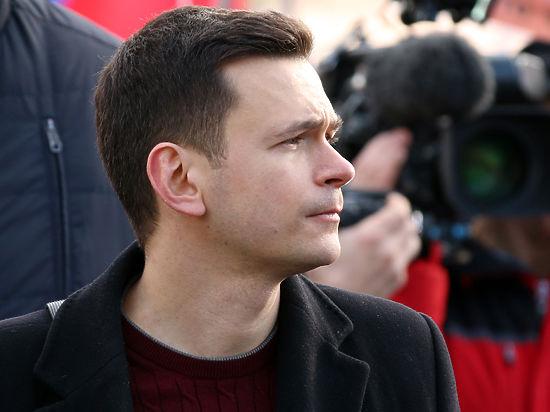Яшин выступил с докладом в США: «Путин стал заложником Кадырова»