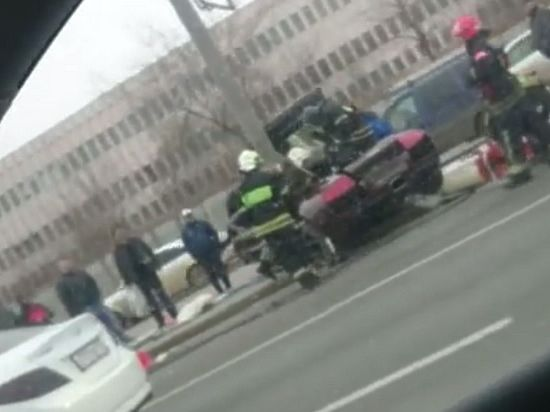 Яндиев рассказал, что после аварии Lamborghini его друг в коме