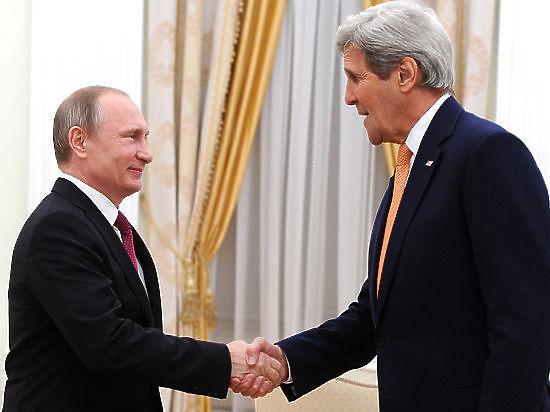 Путин намекнул Керри, когда Савченко вернут на Украину