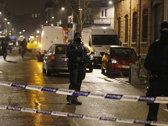 В Бельгии задержан несостоявшийся смертник