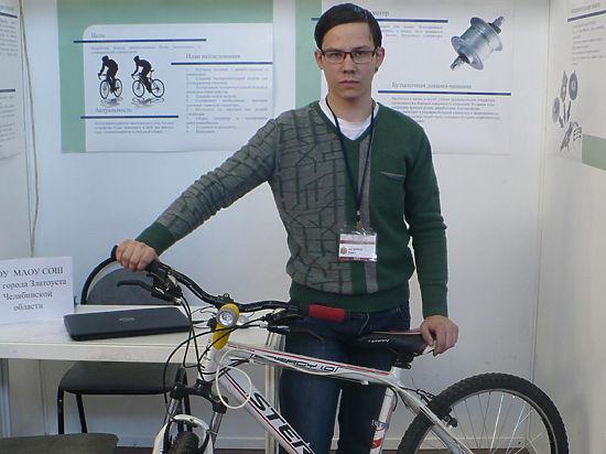Что изобретает одаренная российская молодежь