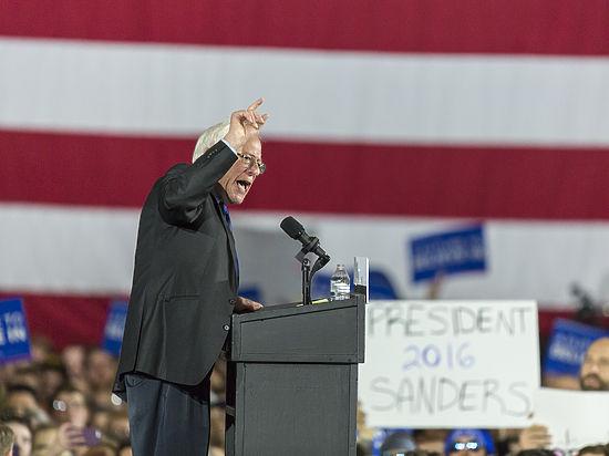 Берни Сандерс обошел Клинтон в Вашингтоне, Аляске и на Гавайях