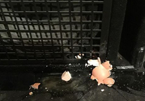 На концерте в Симферополе недовольная зрительница бросила в музыкантов российской рок-группы «Воскресение» два сырых яйца, сообщает агентство «Крыминформ»