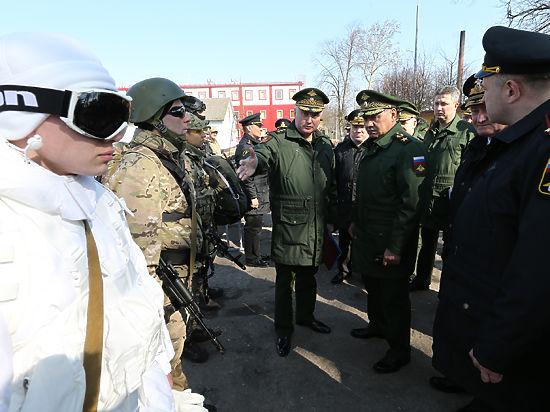 Истребители НАТО «проводили» Шойгу до Калининграда