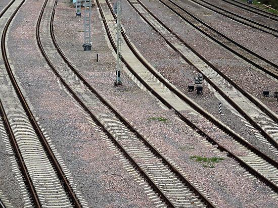 Украинский поезд, прокладывавший «шелковый путь», застрял на полпути