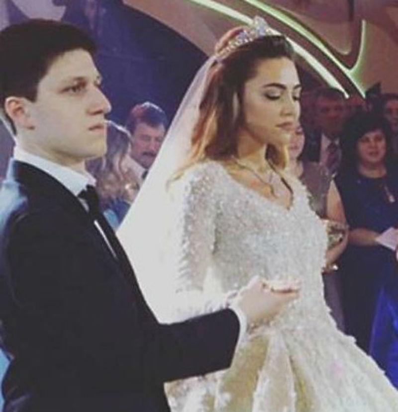 Свадьба сына Михаила Гуцериева поразила размахом и роскошью