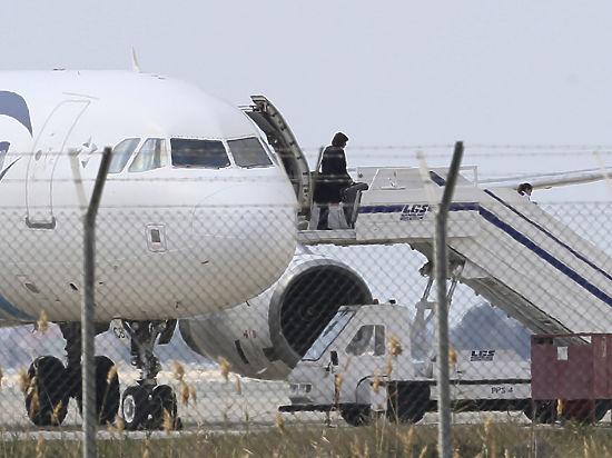 Ветеран «Альфы»: захватчик самолета EgyptAir блефовал с бомбой