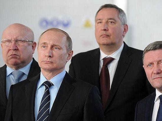 Путин получил ключ от неба и пошутил про Господа