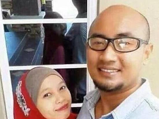 Пользователей соцсетей ужаснуло «дьявольское селфи» молодой пары