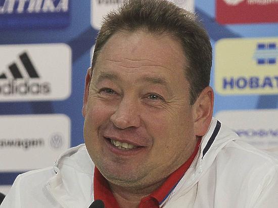 Слуцкий назвал второй тайм матча Франция — Россия «сдержанным оптимизмом»