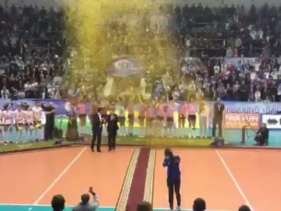 Политизировали на матче Динамо-Галатасарай болельщики вывесили баннер против Эрдогана