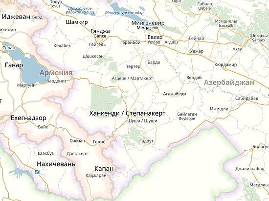 Армения и Азербайджан заявили о боестолкновениях в Нагорном Карабахе: онлайн-трансляция