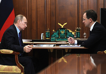 В пятницу, 8 апреля, вечером министр культуры долго и безостановочно докладывал президенту о ситуации в российском кинематографе