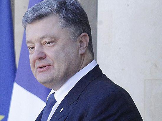 В Киеве ждут массового митинга с требованием отставки Порошенко